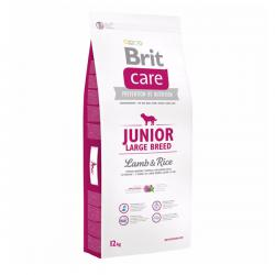 Корм для собак Brit Care Junior Large Breed Lamb & Rice Hypoallergenic