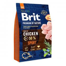 Корм для собак Brit Premium By Nature Sport Chicken