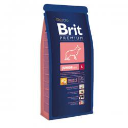 Корм Brit Premium Junior L