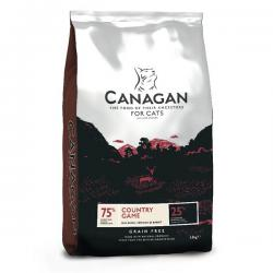 Корм для кошек Canagan Country Game Cat Duck, Venison & Rabbit Grain Free
