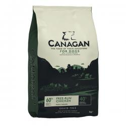 Корм для собак Canagan Dog Free-Run Chicken Grain Free