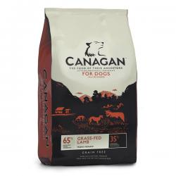 Корм для собак Canagan Dog Grass-Fed Lamb Grain Free