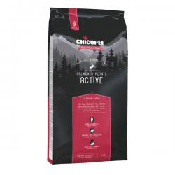 Корм для собак Chicopee Holistic Nature Line Adult Dog Active Salmon & Potato Grain Free