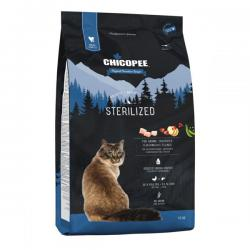 Корм для кошек Chicopee Holistic Nature Line Cat Sterilized Poultry & Liver No Grain