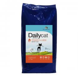 Корм для кошек DailyCat Adult Turkey & Rice