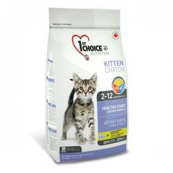 Корм для котят 1st Choice Kitten Healthy Start Chicken