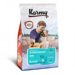 Корм для собак Karmy Adult Dog Hypoallergenic Mini «Ягнёнок»