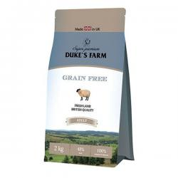 Корм для собак Duke's Farm Adult Dogs Fresh Lamb Grain Free
