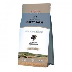 Корм Duke's Farm Grain Free Adult Dog Fresh Turkey