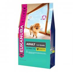Корм для собак Eukanuba Adult Toy Breed