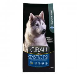 Корм для собак Farmina Cibau Sensitive Fish Adult Medium & Maxi