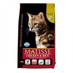 Корм для кошек Farmina Matisse Adult Cat Chicken & Rice
