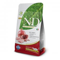 Корм для кошек Farmina Natural & Delicious Neutered Cat Chicken & Pomegranate Grain Free