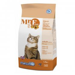 Корм для кошек Forza10 Mr. Fruit Adult Cat Indoor Chicken with Dried Orange Fruits