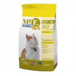 Корм для кошек Forza10 Mr. Fruit Neutered Cat Chicken with Dried Yellow Fruits