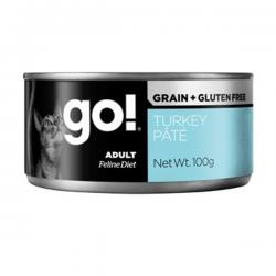 Корм для кошек GO! Feline Adult Turkey Pate Grain Free