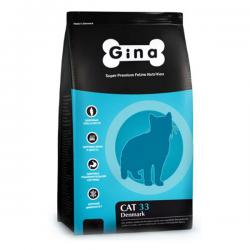 Корм Gina Cat 33 Denmark