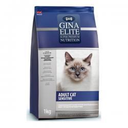 Корм для кошек Gina Elite Adult Cat Sensitive Hypoallergenic