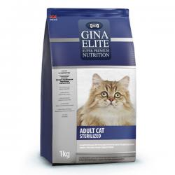 Корм для кошек Gina Elite Adult Cat Sterilized