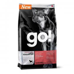 Корм для собак GO! Limited Ingredient Diet Sensitivity+Shine Dog Salmon, Grain Free, Potato Free