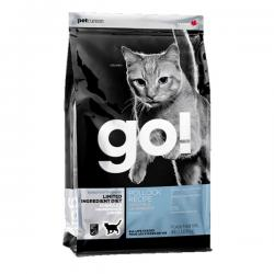Корм для кошек Go! Sensitivity+Shine Cat Pollock Grain Free