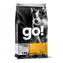 Корм для собак GO! Sensitivity+Shine Dog Duck