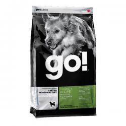 Корм для собак Go! Sensitivity+Shine Dog Turkey Grain Free, Potato Free