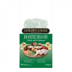 Корм Golden Eagle Holistic Duck with Oatmeal Formula 22/13
