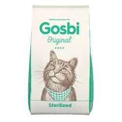 Корм для кошек Gosbi Original Cat Sterilized