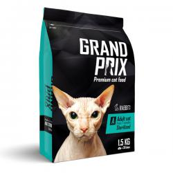 Корм для кошек Grand Prix Adult Cat Sterilized Rabbit & Rice