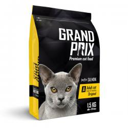 Корм для кошек Grand Prix Original Adult Cat Salmon and Rice