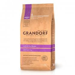 Корм Grandorf Lamb & Rice Recipe Adult Maxi 26kg+