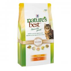 Корм для кошек Hill's Nature's Best Adult Cat Chicken