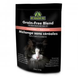 Корм для кошек Holistic Blend Cat — Grain Free Blend Turkey & Chicken