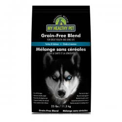 Корм для собак Holistic Blend Dog — Grain Free Blend Turkey & Salmon