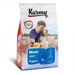 Корм для собак Karmy Adult Dog Maxi «Индейка»