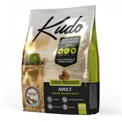 Корм для собак Kudo Cold Pressed Adult Dog Medium and Maxi Breed No Grain