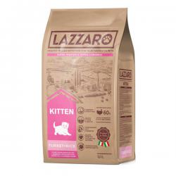 Корм для кошек Lazzaro Kitten Turkey & Rice Hypoallergenic