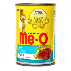 Корм для кошек Me-O Adult Cat Tuna in Jelly