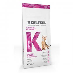 Корм для котят Mealfeel Kitten Chicken & Turkey