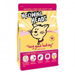 Корм для кошек Meowing Heads «Hey Good Looking» Chicken