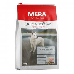 Корм для собак Mera Pure Sensitive Adult Dog Turkey & Potato Grain Free