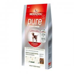 Корм для собак Meradog Pure Adult Dog Sensitive Duck & Potato Grain Free
