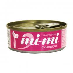 Корм для кошек Mi-Mi Lobster