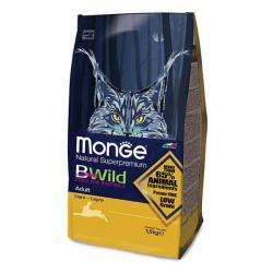 Корм Monge BWild Cat Hare
