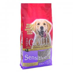 Корм для собак Nero Gold Adult Dog Sensitive Turkey