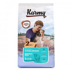 Корм для собак Karmy Adult Dog Hypoallergenic Medium & Maxi «Ягнёнок»