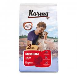 Корм для собак Karmy Adult Dog Medium «Индейка»