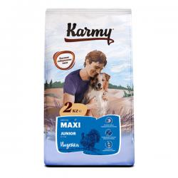 Корм для собак Karmy Junior Maxi «Индейка»