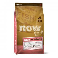 Корм для собак NOW Fresh Adult Dog Fish — Fresh Trout, Salmon & Herring